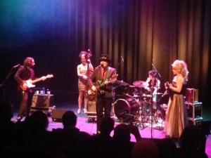 Fred Eaglesmith en band, 3 maart 2016 in LantarenVenster in Rotterdam (foto: René Hoeflaak)