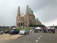 18 juni 2016: Brussel, Belgie: Basiliek van Koekelberg (foto: René Hoeflaak)