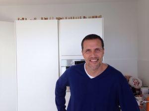 Chris Slappendel, enkele dagen voor zijn vertrek in mei 2016 (foto: René Hoeflaak)