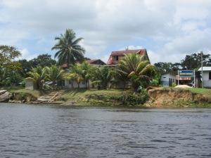 Suriname, Boven-Suriname rivier, maart 2016 (foto: René Hoeflaak)