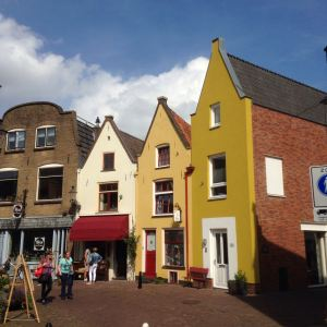 Deventer, 3 september 2016: Damstraat I(foto: René Hoeflaak)