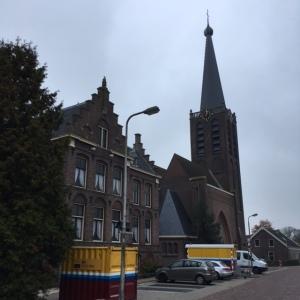 13 november 2016: St. Jan's Onthoofdingskerk in Zoeterwoude-Dorp (foto: René Hoeflaak)