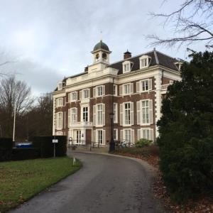 23 december 2016: Den Haag, Huys Clingendael (foto: René Hoeflaak)