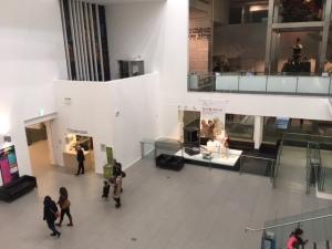 Belfast, Noord-Ierland, 14 januari 2017: Ulster Museum (foto: René Hoeflaak)